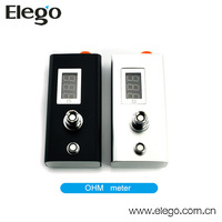 2014 ecig ohm reader ohm tester wholesale ohm meter