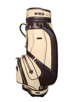 classic design branded golf bag for premium player on tournament golf bags