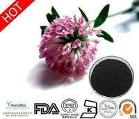 High quality Red Clover extract, Natural Red Clover 40% Total Isoflavones