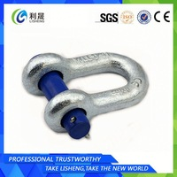Chain Shackle Safety Lock Pin