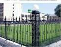Tiantong Cast iron fence