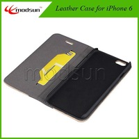 Privacy Filter Leather Case for iPhone6 plus 5.5