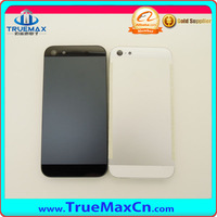 Replacement Parts For iPhone 5 Housing, For iPhone 5 Back Housing, For iPhone 5 Back Cover Housing