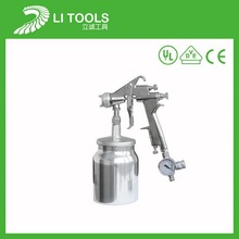 Aluminium silent thermal airless best auto paint gun