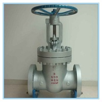 600LB Gate Valve With Gear Operation