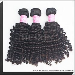 100%hand tied virgin indian /brazilian remy hair weft virgin micro braid weft hair