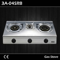 Hot Selling 3 burners gas stove part name