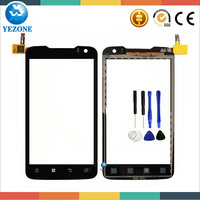 Repair Parts For Lenovo P700i Touch Screen Digitizer ,Touch Screen For Lenovo P700i Out Glass Touch