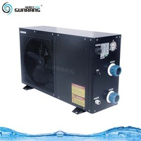 Hot Sale Factory Price Plastic Used Heat Pump Swimming Pool Heater