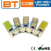 Car Parts Auto Accessories 5w 12v 6000k High Power For Cree g4 Led Bulb t10 Led Auto h4 12v 100w