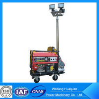 3kw gasoline generator light tower