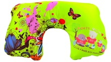 Eco-friendly Inflatable Children Neck Rest Pillow