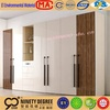 Moistureproof panel 2014 high quality modern wardrobe glass sliding doors onlline MDF board closet