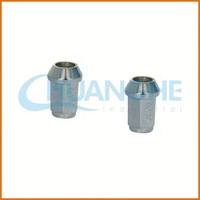 China wholesale low price man truck parts wheel bolt and nut