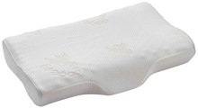 Deluxed Memory Foam Bamboo Pillow with Removable Cover