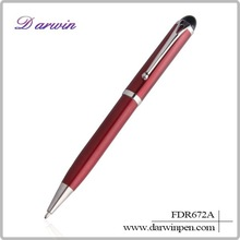 New stationery products metal ballpoint pen daily use items