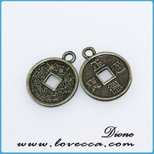 Fashion earring jewelry charms for jewelry