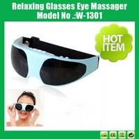 Electonic anti wrinkle massage eye glasses for personal protection