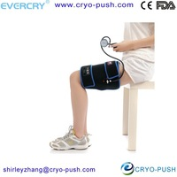Thigh Ice Cold Hot Thermal Therapy Gel Pack Wrap