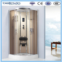 portable shower room partition for bathroom