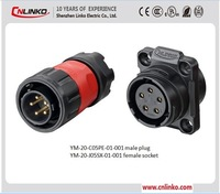 Alibaba China Electrical Wire Circular Connector For Portable Generator