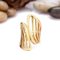 kalen unique latest gold finger ring designs from China