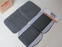 enviromental mesh car seat cushion universal design with massage spring