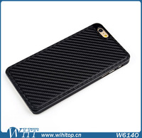 Luxury Carbon Fiber Skin cover for iPhone 6, Wholesale Leather Cell Phone Case for iPhone 6