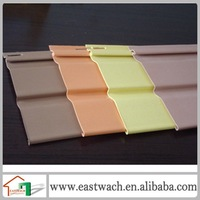 New product promotion solid pvc siding