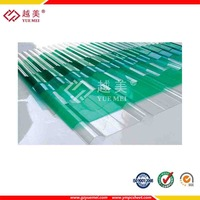 solid hollow corrugated embossed ps sheet 100% virgin sabic lexan plastic polycarbonate for roofing greenhouse car porch