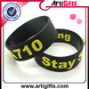 Custom cheap promotional items china personalized band