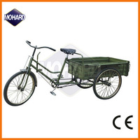 Economic cargo tricycle for garbage use tricycle cargo bike MH-007