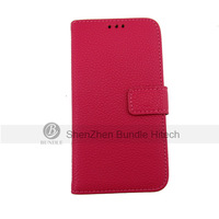 China Wholesale Printable pu Leather Case for samsung s4 mini