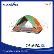 Double Layers And 1 - 2 Person Tent Type Motorcycle Tent