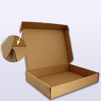 Design clothes storage cardboard carton box packaging