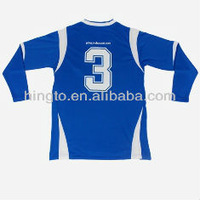 2014-15 New season soccer jersey , 100% polyester fabric for soccer uniform , high quality sports wear for soccer team