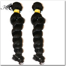 Single weft hair extensions spanish wave human hair extension weft xpression hair braids
