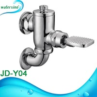 Economic style wc flush valve with warranty