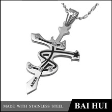 Star Sign Jewelry 316L Stainless Steel Pendant Aries