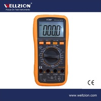 VC980+ ,digital pocket multimeter with True RMS,4 1/2 digits