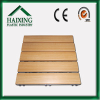 pvc thermowood decking,sgs,30s,anti-aging,fireproof