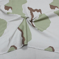 camouflage T/C uniform printed fabric