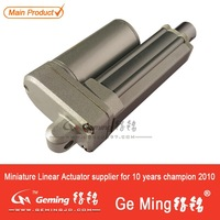 Zinc Alloy metal body linear actuator