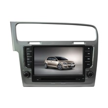 <YZG>8'' Touch Screen Volkswagen Golf 7 Car DVD Car Radio GPS Navigation
