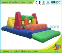 playground kids rides christmas outdoor game for nursery adult inflatable obstacle course