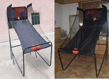OEM basketball stand & basketball shooting machine