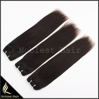 fashion light yaki straight 7a 100% virgin indian remy hair extensions