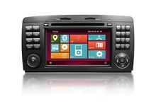 For Mercedes Benz R class W251 car radio gps with GPS Navigation system! Good quality!