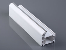 White and Color ASA Coated and Lamianted PVC Profiles Company For Tropical Regions