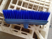 sweep broom brush long handle cleaning brush/ hand sweeping brush